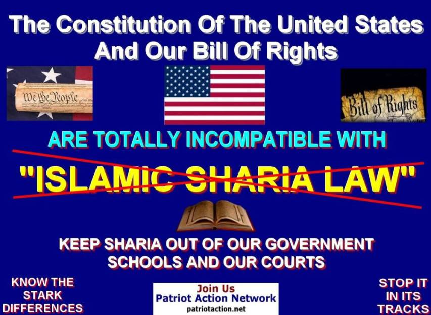 sharia law EVIL