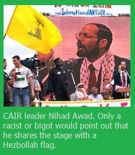 CAIR Anti-Israel
