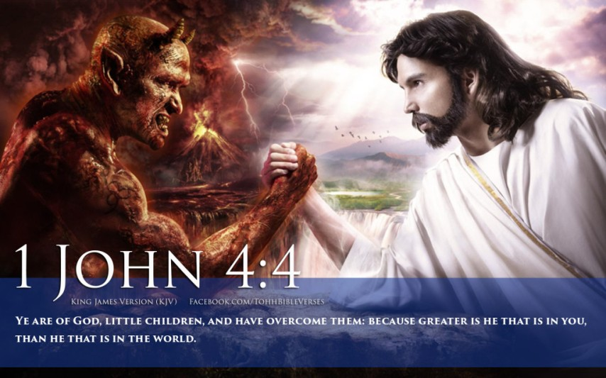Bible-Verse-On-Strength-1-John-4-4-Jesus-Battles-Satan-HD-Wallpaper-1024x640