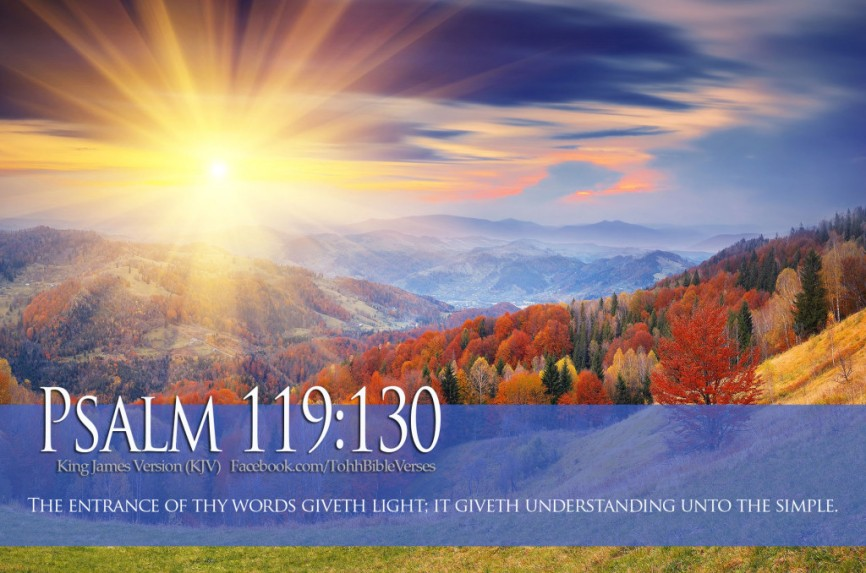 Bible-Verses-Psalm-119-130-Sun-Rays-Mountains-HD-Wallpapers-1024x678
