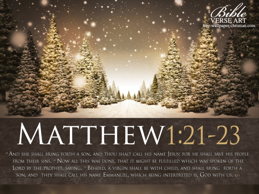 Christian-Wallpaper-Matthew-1-21-23-kjv