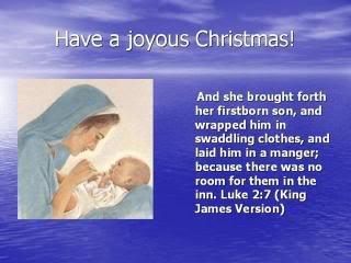 Christmasmessageforsignature