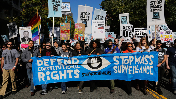 NSA-protest-Stop-Watching-US