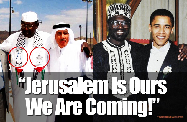 Barack Hussein Obama's half-brother, Malik, joins terror group ...