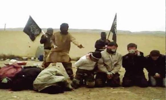 Al-Nusra terrorists execute civilians in Syria
