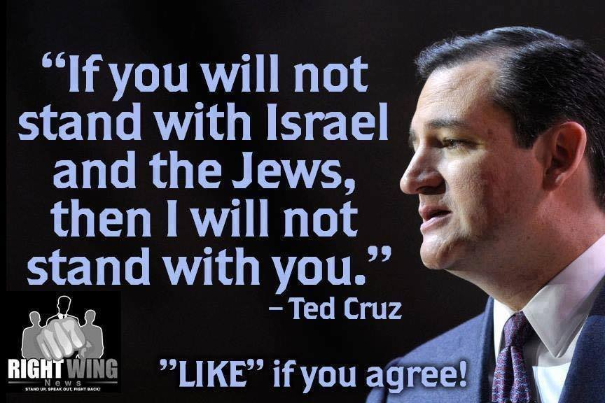 TED CRUZ is RIGHT!!