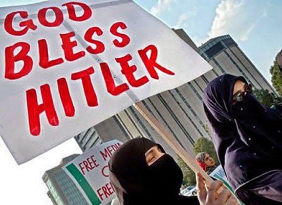 islamgod bless hitler