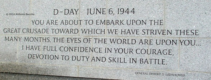 Buccino_Ike_D-Day_quote2