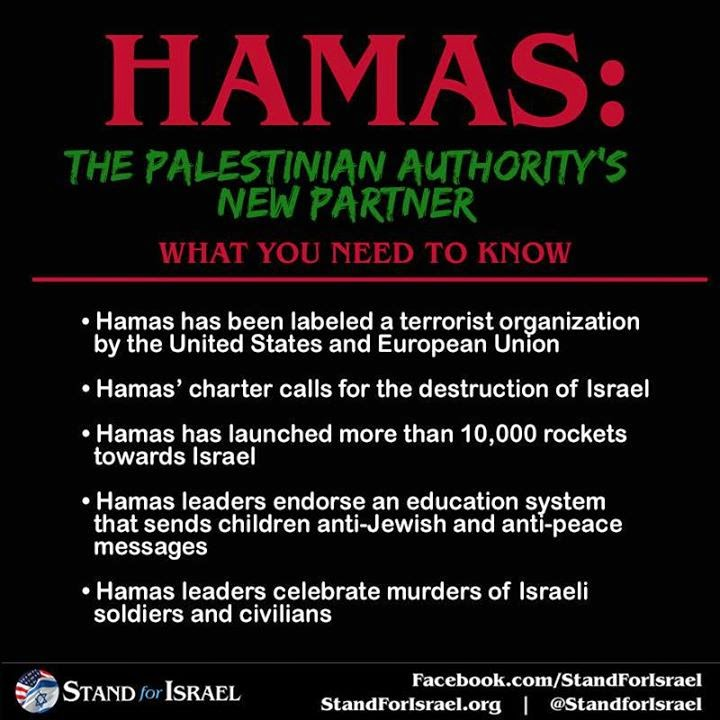 Hamas The Palestinian Authority's new partner