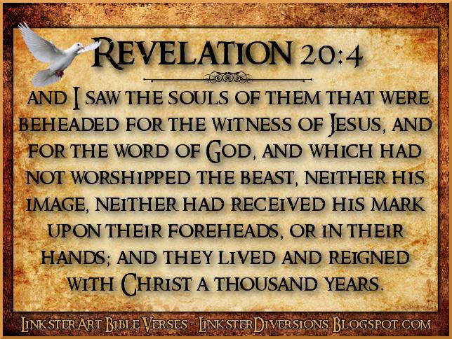 Revelation20v4