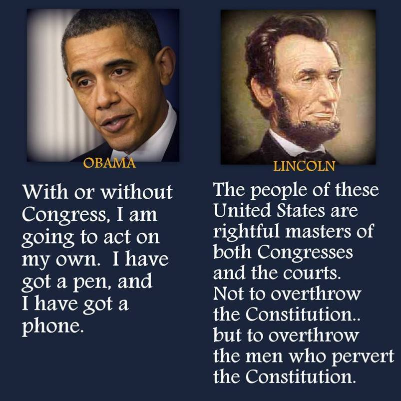 lincoln is right