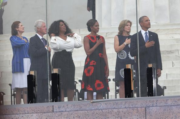 Michelle+Obama+Washington+DC+Marks+50+Years+_cB8s6xWM_6l