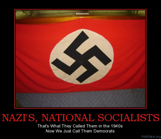 nazis-national-socialists-nazis-democrats-really-suck-political-poster-1274137430