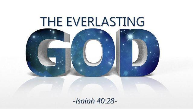 Everlasting-God