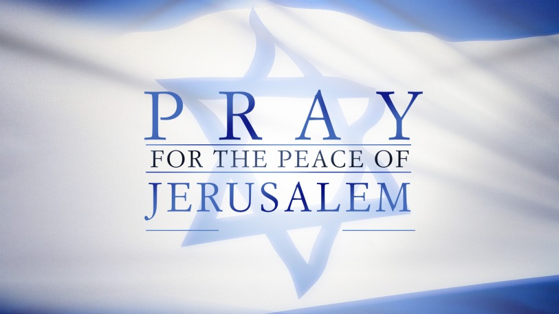 PrayForThePeaceOfJerusalem