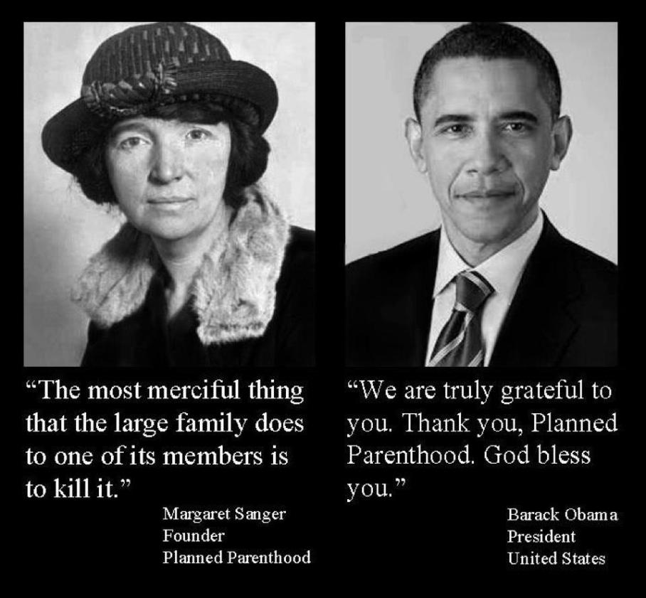 Obama and Satnger Anti-Christian