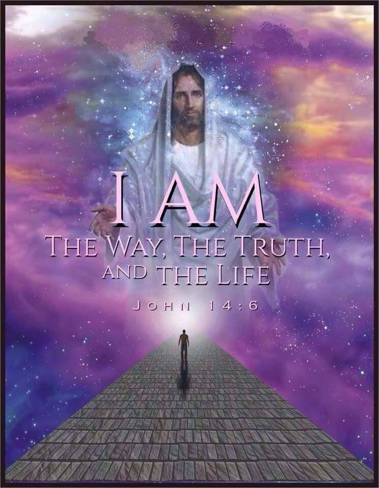 Jesus is Savior  Jesus Christ is the ONLY way to Heaven!