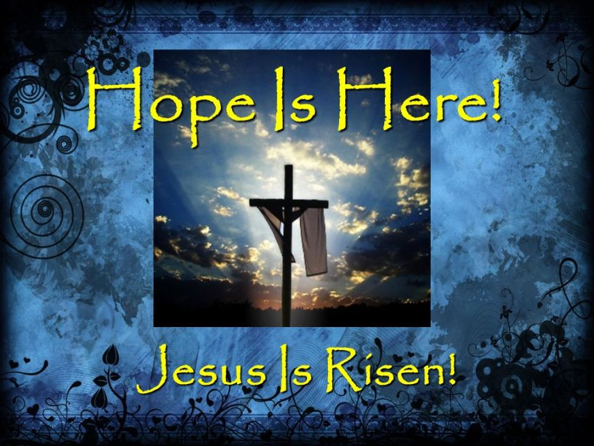 Jesus-Yeshua Risen and Alive at the Right Hand side of GOD