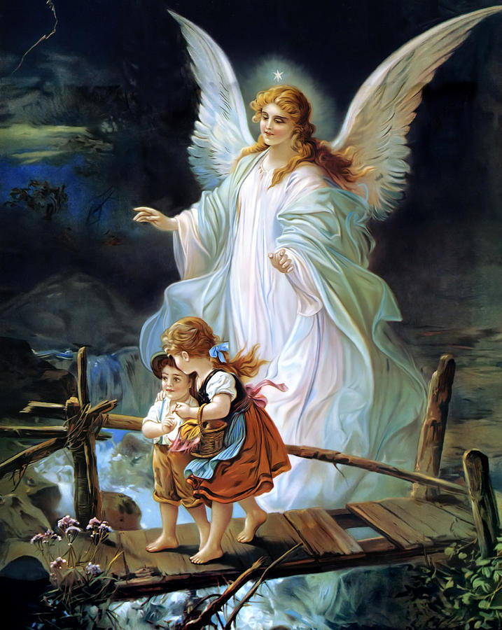 Trust our true god and his angels of jesus yeshua