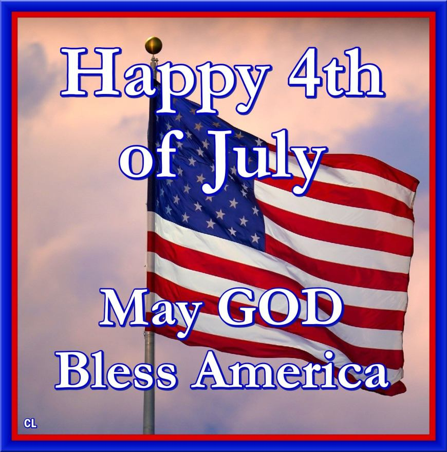 AM EN th of JULY USA!!
