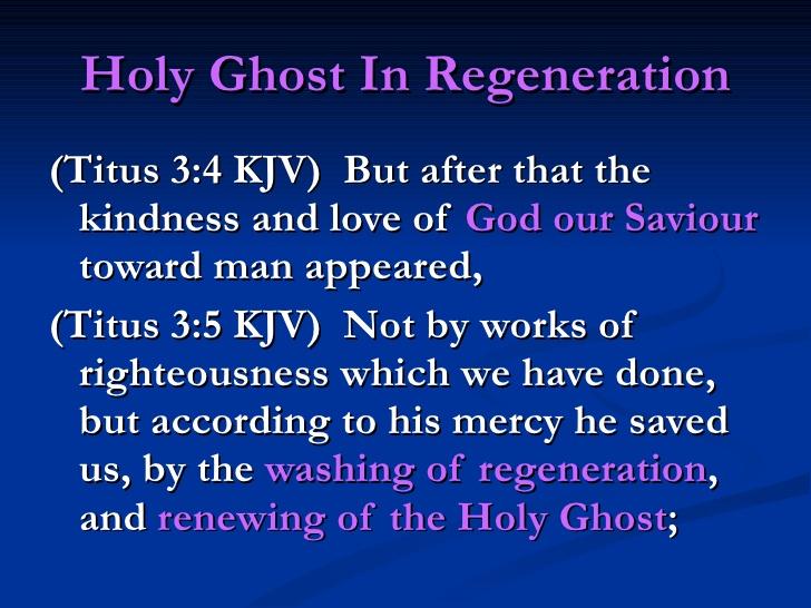 Titus 3:5 KJV and more Blessings!! | Kristi Ann's Haven
