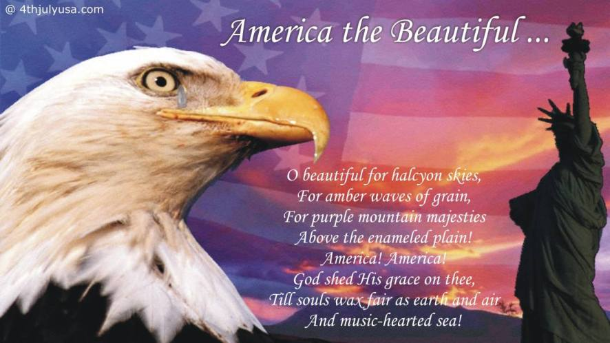 AMERICA the BEAUTUFUL!!