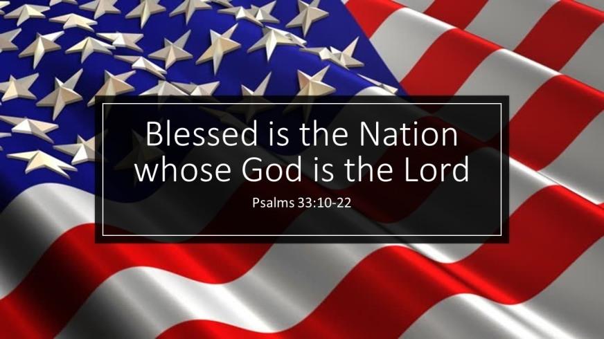 MAKE AMERICA GODLY AGAIN USA!!